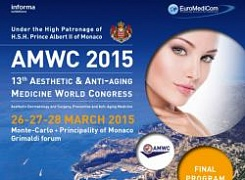 ANTI AGE WORLD CONGRESS 2015